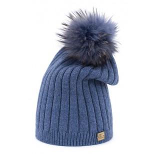 Kepurė Expression Niebieska