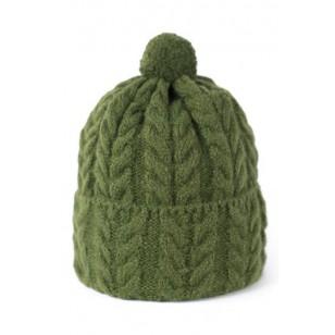 Kepurė Mini mini Oliwkowa