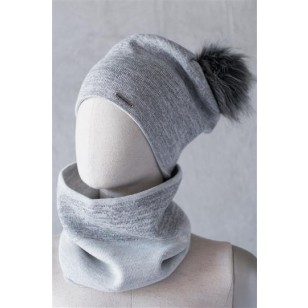Komplektas (kepurė + šalikas)