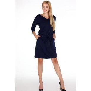 Suknelė Marlann Navy Blue