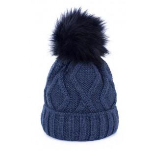Kepurė Granatowa