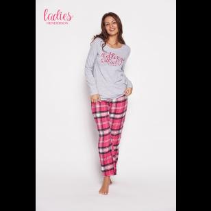 Pižama Galya Grey-Pink
