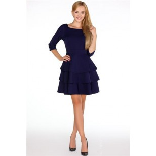 Suknelė Reethan Navy Blue