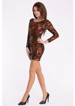 Suknelė 10010-4