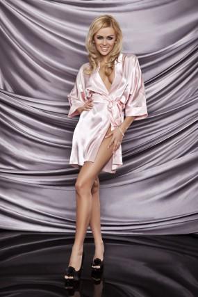 Chalatas Scarlett Pink