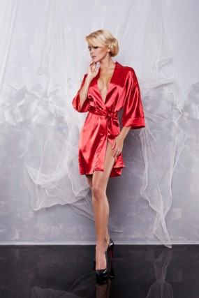 Chalatas Scarlett Red