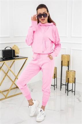 Sportinis kostiumas Roxy PU1122 Candy Pink