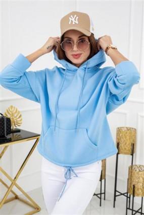 Džemperis Noemi WJ8890 Baby Blue